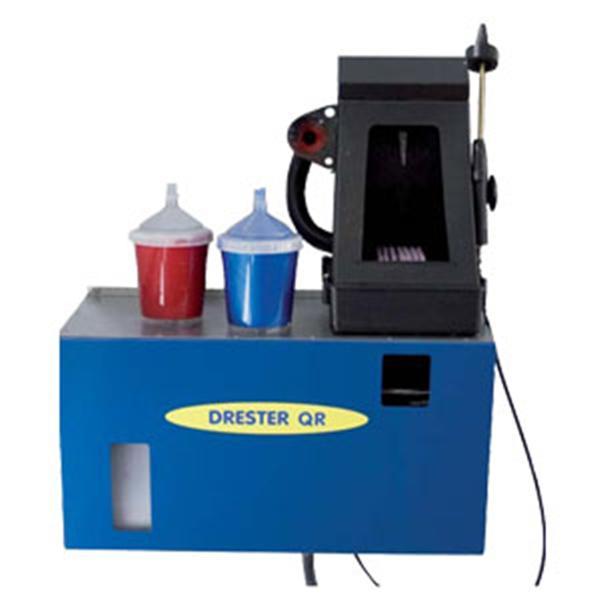 Drester QR-10 水性漆/噴槍/噴杯/快速清洗機