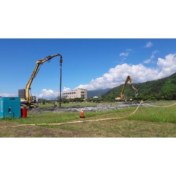 全弧低壓地質改良攪拌樁-基讚工程有限公司-宜蘭