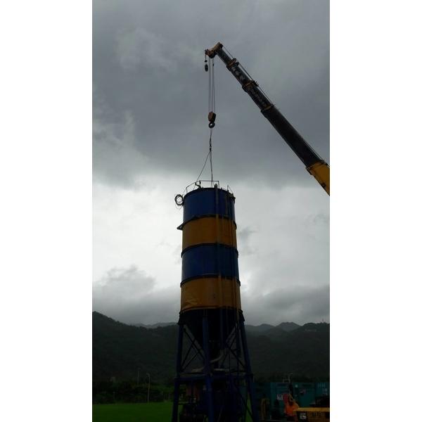 水泥自動拌合桶-基讚工程有限公司-宜蘭