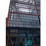 鋼架除鏽油漆工程