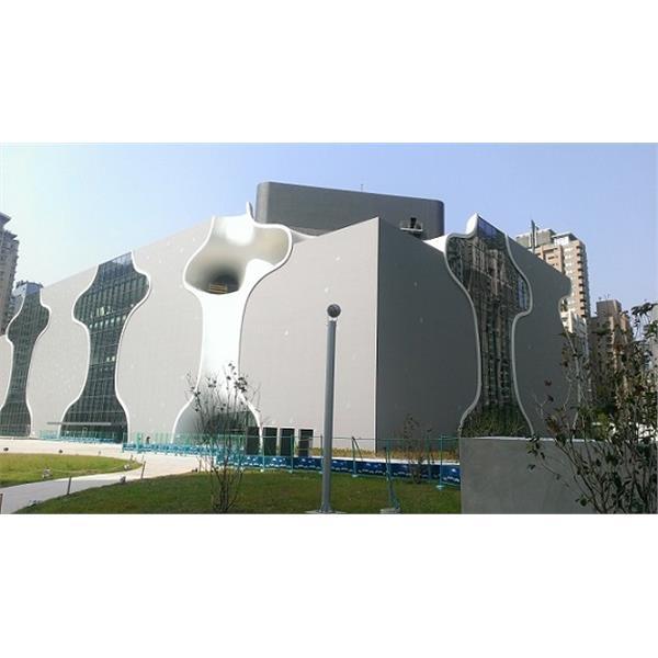 台中國家歌劇院-竣淵工程有限公司-新北