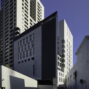 台中寶雲寺大樓