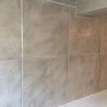優的鋼石清水模造型牆面