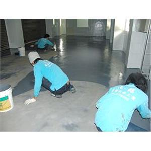 環氧樹酯地坪