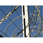 刺絲網-尚麟行-拉力式電子防盜系統,高壓脈衝式電子圍籬,監視系統,防盜主機