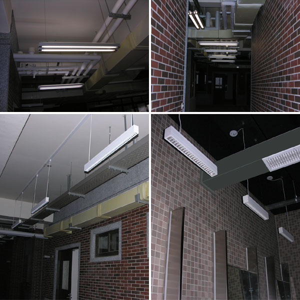 馬偕醫學院新建照明工程-中輝光電股份有限公司-新北