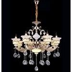 水晶燈-新竹燈飾,竹北燈飾,燈飾,吸頂燈,省電燈泡,跑馬燈,線圈-亮達企業社