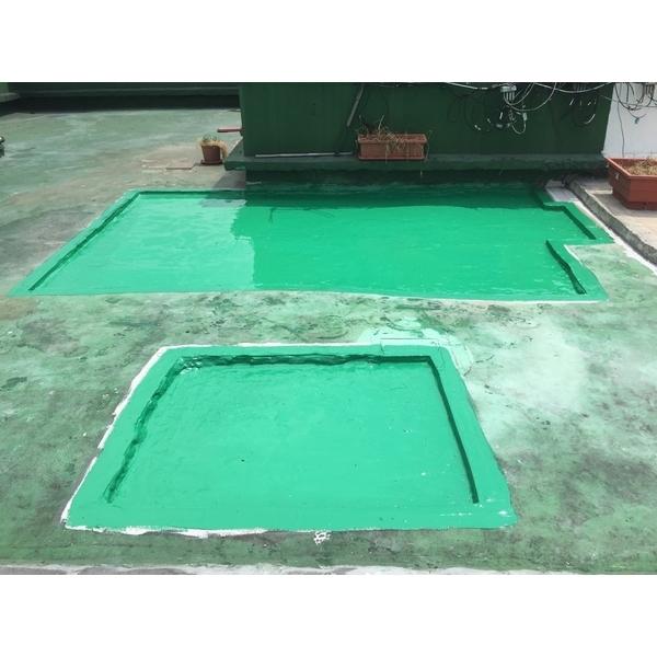工法-Pu防水-一新防水防熱工程有限公司-新北