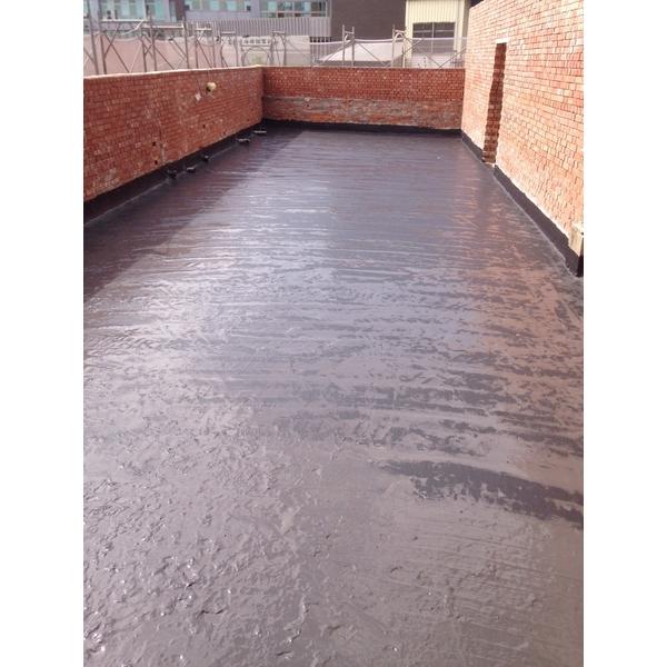 工法-水性橡化瀝青-一新防水防熱工程有限公司-新北