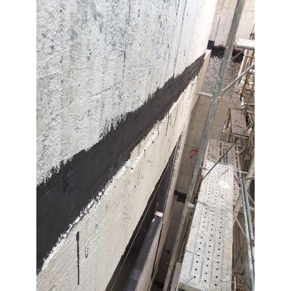 工法-外牆層接縫-一新防水防熱工程有限公司-新北