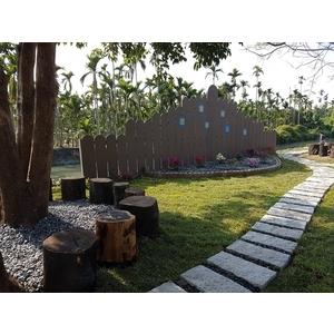 仿木景觀構造