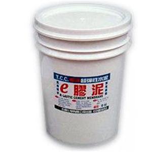 e-92(e膠泥)-『單液』高分子超彈性防水泥-聯廣化學股份有限公司-彰化