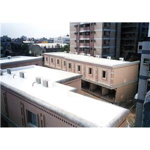 屋頂防水防熱