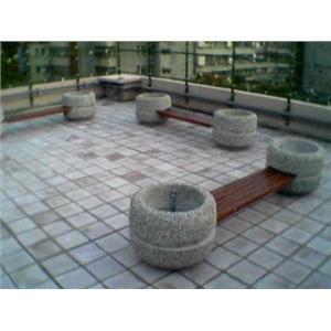 大安國小屋頂隔熱磚