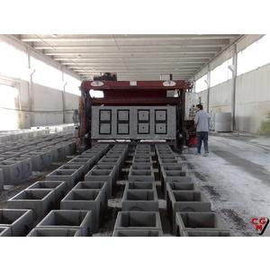 CGM 水泥製品機-大業貿易有限公司-新北