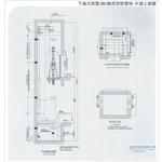 別墅電梯下繞側置式-電梯藍圖-1