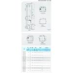 側置式-電梯藍圖