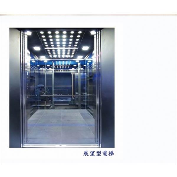 觀光電梯-2-力煒機電企業有限公司-台北