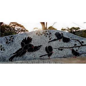 高溫窯燒陶板