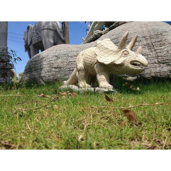 動物石雕藝術