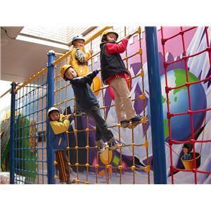 攀爬遊具-多元攀爬組-欣隆製網股份有限公司-彰化