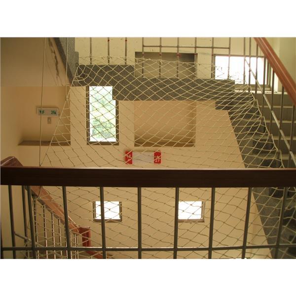 樓梯安全網-欣隆製網股份有限公司-彰化