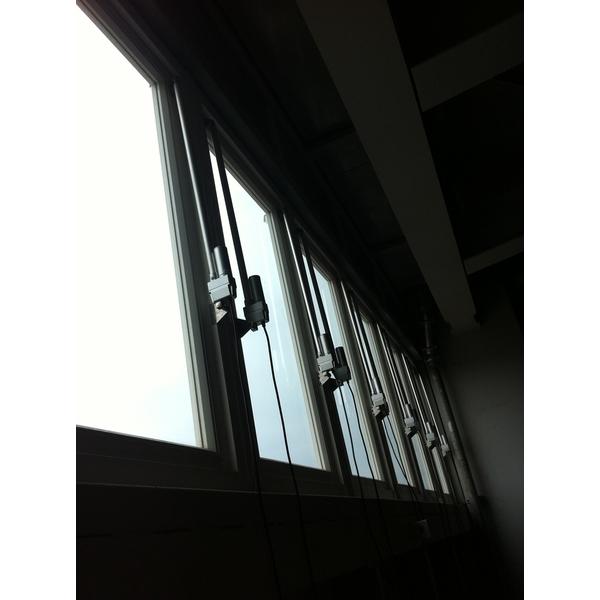 下倒式排煙窗-立丞鋼鋁有限公司-桃園
