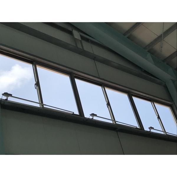 橫拉式排煙窗-立丞鋼鋁有限公司-桃園