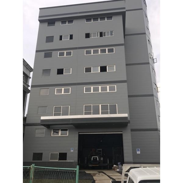 新建廠房門窗工程3-立丞鋼鋁有限公司-桃園