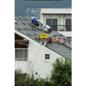 電動爬升拉梯-工作圖