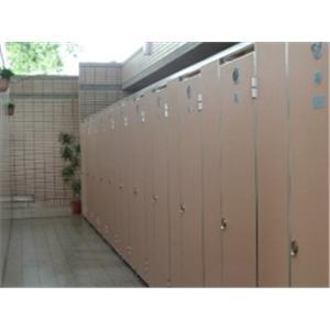 北二高關西服務區男女廁所隔間更新工程