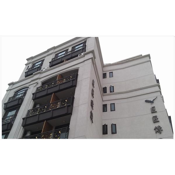 巨匠傳承外牆防護-石蒝化工有限公司-台中