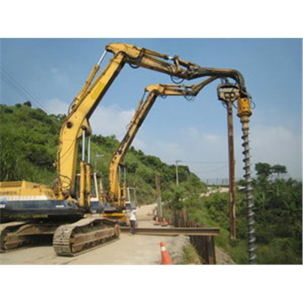 鑽掘植樁-益利欣企業/安順開發工程有限公司-台南