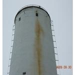 外牆漆版再生-馬祖珠山電廠 施工前