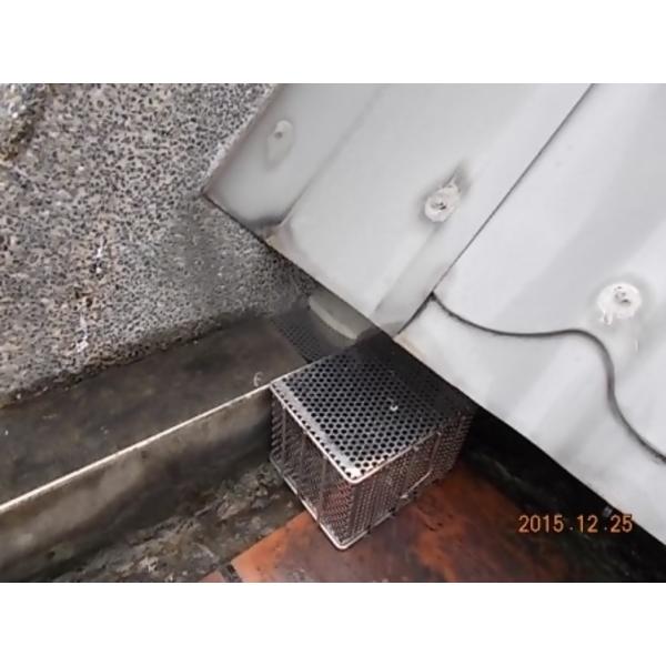 屋頂排水改善-南港國小2