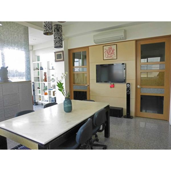 辦公室設計-8-一揚設計企業有限公司-台中
