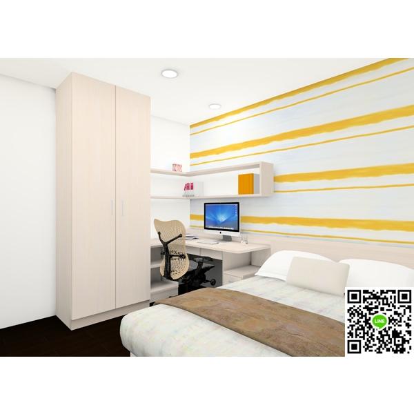 臥室-一揚設計企業有限公司-台中