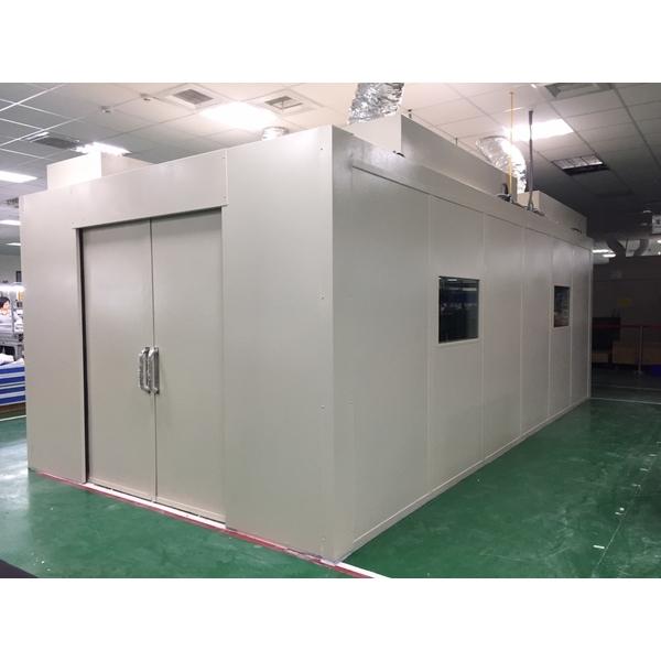 產品檢測隔音室-翔安噪音防治有限公司-新北
