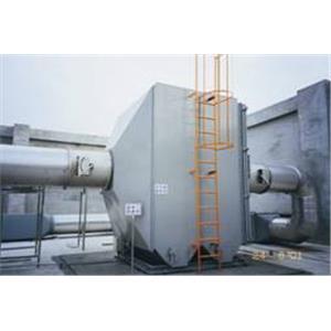 揮發性有機氣體(VOC)處理設備-三鵬企業股份有限公司-苗栗