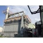 管式靜電集塵機-空氣污染防治設備,多段式組合集塵系統,靜電油霧處理-三鵬企業股份有限公司