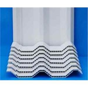 PVC塑鋼浪板-員塑興業有限公司-高雄