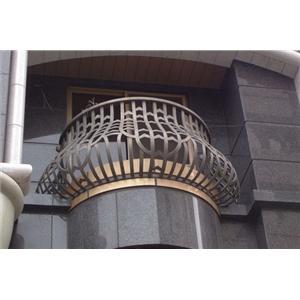 鍛造欄杆001-穩有金屬企業有限公司-新北