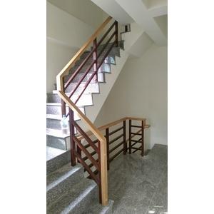 日式風藝術樓梯扶手