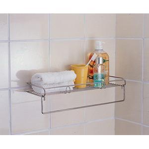 不鏽鋼浴室置物架