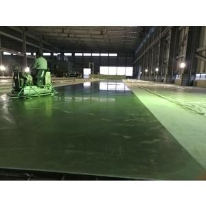 窄巷高貨架VNA廠房施工實況