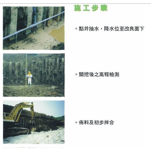 地盤改良固化劑