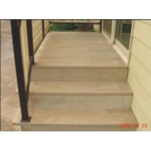 仿木樓梯纖維水泥板-維丞室內裝修工程有限公司-台中