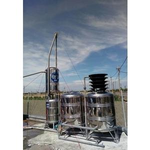工程實績-全自動過濾水塔