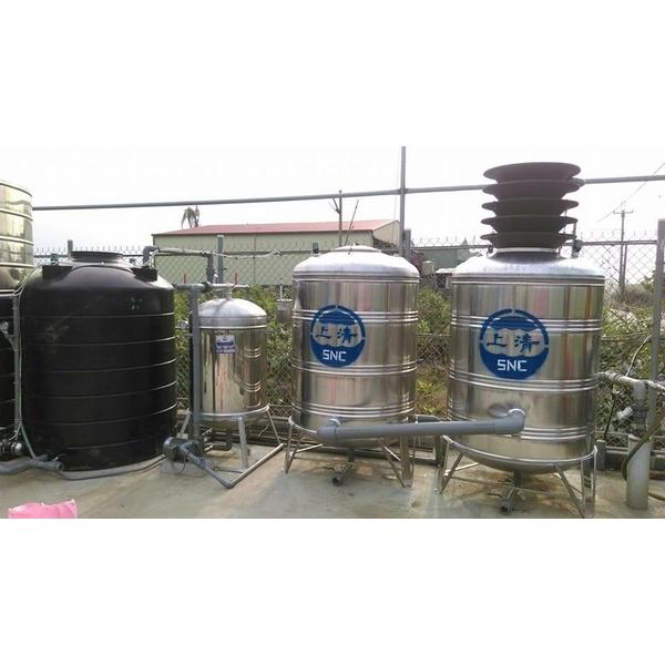 工程實績-壓力式過濾器-上清水科技有限公司-苗栗