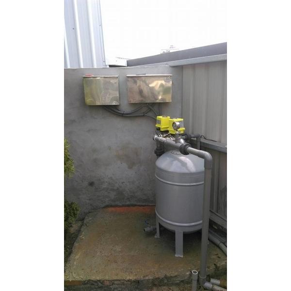 工程實績-全自動過濾器-上清水科技有限公司-苗栗